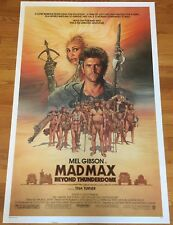 MAD MAX BEYOND THUNDERDOME 1985 One-Sheet 27x41 Rolled Movie Poster Amsel Art