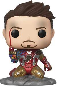 Funko Pop! Avengers Endgame: I Am Iron Man