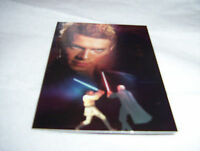 Star Wars Attack of the Clones Silver Foil Card 8 Free UK P&P