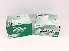 (Two Boxes) Kimtech* KIMWIPES Delicate Task Wipers 4 2/5 x 8 2/5 280/Box 34155