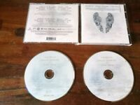 Coldplay - Ghost Stories Live 2012 Dvd & Cd Mint Adesivo su Cover