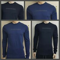EMPORIO ARMANI LONG SLEEVE MEN'S SWEATSHIRT ]]]