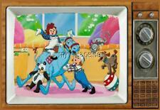 "Raggerdy Ann & Andy Tv Fridge Magnet 2"" x 3"" Saturday Morning Cartoons"