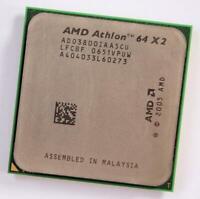 AMD Athlon 64 X2 3800+ ADO3800IAA5CU Dual-Core 2.0GHz Socket AM2 Processor CPU