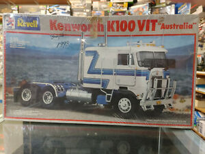 "Revell Ceji 1/25 Kenworth K100 VIT ""Australia"" 7437"