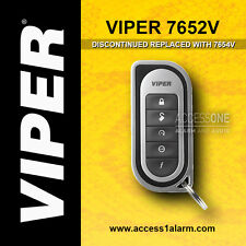 Viper 7652V 1-Way SST 5-Button Replacement Remote Control Transmitter EZSDEI7652