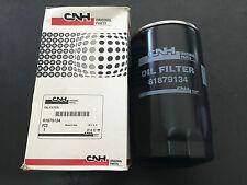 FILTRO OLIO MOTORE ORIGINALE TRATTORI FIAT NEW-HOLLAND RIF. 81879134