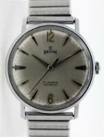 Delfin 17Jewels Incabloc Antimagnetic - 586395 - Herren - 1960-1969