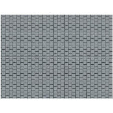 Pavement grey OO gauge Building model materials (Plastic) Auhagen 52423