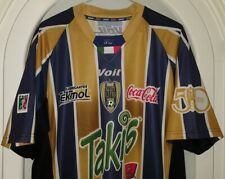 Voit San Luis Home Soccer Jersey Navy Gold Size Mens 2Xl