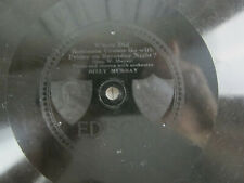 Joseph Phillips Quaker Town Billy Murray Robinson Crusoe 1916 Edison Record Disc