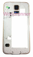 Carcasa Medio G Chasis Middle Frame Cover Bezel Back Samsung Galaxy S5 Plus