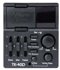 Takamine Tk-40d Dual Input G Series Acoustic Guitar Preamp Revision