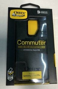 NEW OtterBox 77-58015 Commuter Phone Case for Samsung Galaxy S9+ PLUS BLACK