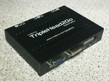 Matrox T2G-D3D-IF TripleHead2Go Digital Edition External Graphics