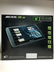 SN19 NEW SEALED ARCHOS  101 G9 INTERNET TABLET  8GB Wi-Fi  10.1in