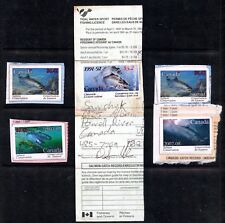 Weeda BCF3, 14-15, 19 Used BC Fishing Revenues, 1991-2008 period, part license