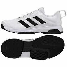 NEW IN BOX Adidas Mens Running Shoes Men's Athletic Sneaker White / Black FX3651