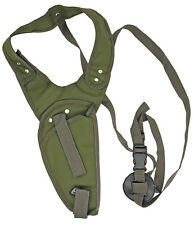 OD Green Gun Vertical Shoulder Holster Hunting BB Airsoft Pistol Handgun 21271OD