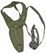 OD Green Gun Vertical Shoulder Holster Hunting BB Airsoft Pistol Handgun 21271OD