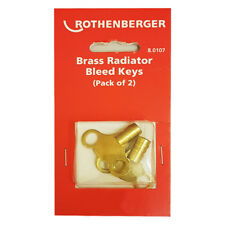 Rothenberger Radiator Bleed Key x 2