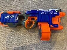 NERF Gun - HYPERFIRE ELITE N-Strike with 25 Round Ammo Drum