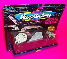 Star Wars Micro Machines X-WIng Millennium Falcon Imperial Star Destroyer 65860
