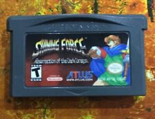 Shining Force Resurrection Dark Nintendo Gameboy ADVANCE GBA Tested AUTHENTIC