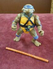 Playmates Toys 1988 Teenage Mutant Ninja Turtles Donatello Action Figure