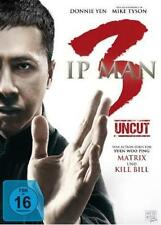 Ip Man 3 (2016) - uncut - Dvd - Donnie Yen/ Mike Tyson