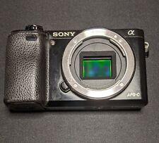SONY A6000 24.3 MP E-MOUNT DIGITAL CAMERA BODY ONLY