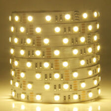 5M 300Leds 3528 SMD LED Flexible Strip Light Lamp 12V Warm White Waterproof