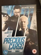 Precious Cargo DVD with Bruce Willis