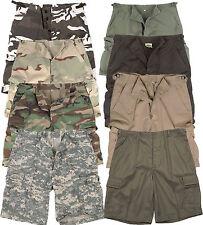 Herren Shorts US BDU BW Cargo Ranger Tarn Camo MIL-TEC kurze Hose Bermuda Army