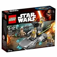 Lego Star Wars 75131 Resistance Trooper Battle Pack - New Sealed