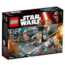 Lego Star Wars 75131 Resistance Trooper Battle Pack - New Sealed