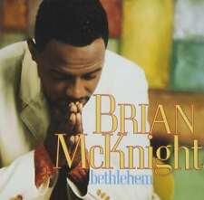 New: BRIAN MCKNIGHT - Bethlehem [R&B Christmas/Holiday] CD