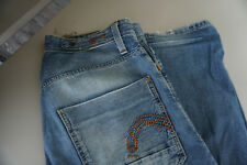 G-STAR Reese Regular Relaxed Men Jeans Hose 33/36 W33 L36 stonewash used ad15