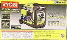 Ryobi RYI2300VNM Bluetooth 2,300 Starting Watt Gasoline Powered Generator NEW