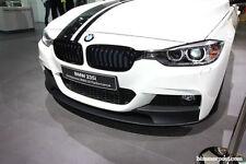 GENUINE BMW F30 F31 3 SERIES M PERFORMANCE FRONT SPLITTER 51192291364