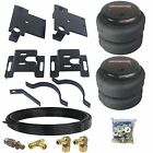 Tow Assist Over Load Air Bag Suspension Kit For 01-10 Silverado 2500 8 Lug Truck