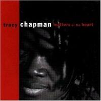 "TRACY CHAPMAN ""MATTERS OF THE HEART"" CD NEU"