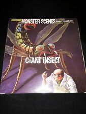 MOEBIUS MONSTER SCENES GIANT INSECT MODEL KIT . NEW SEALED CASE OF 12 CLOSEOUT !