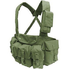 Condor 7 Pocket Chest Rig - Olive Drab CR-001