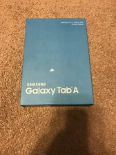 "Samsung Galaxy Tab A 16GB Wi-Fi Tablet 9.7"" Android Quad Core Smoky Titanium NEW"