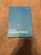 "Samsung Galaxy Tab A 16GB Wi-Fi Tablet 9.7"" Android Quad Core Smoky Titanium NEW"