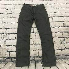 Levi's Boy's Jeans 511 Slim Fit Skinny Gray Size 12 Regular 26x26