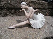 "Lladro Vintage ""Death Of The Swan Ballerina"" #4855"