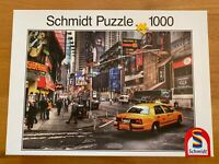 schmidt 1000pc Manhattan jigsaw