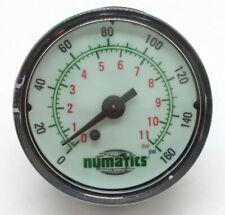 Numatics F+R100 0-160 Pressure Gauge